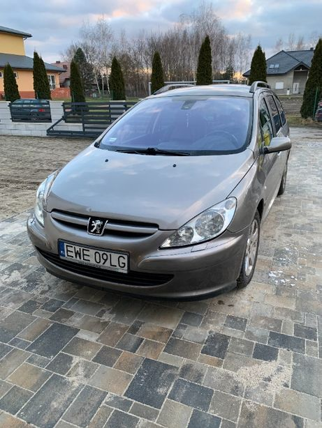 Peugeot 307 SW 2.0 Hdi 7 osobowy