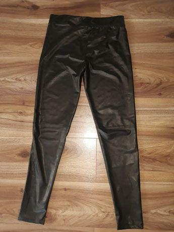 Spodnie leginsy rozm. L Cropp