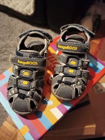 Sandálias com luz