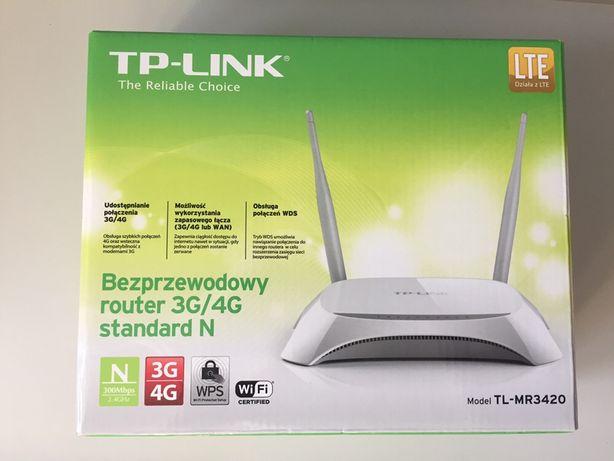 Router TP-LINK TL-MR3420