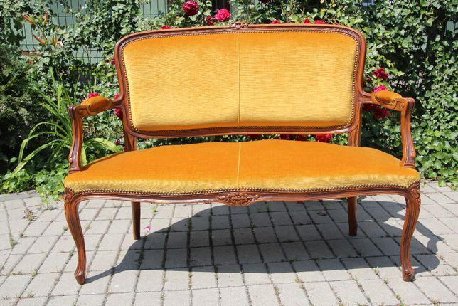 Wygodna sofa ławka siedzisko Ludwik