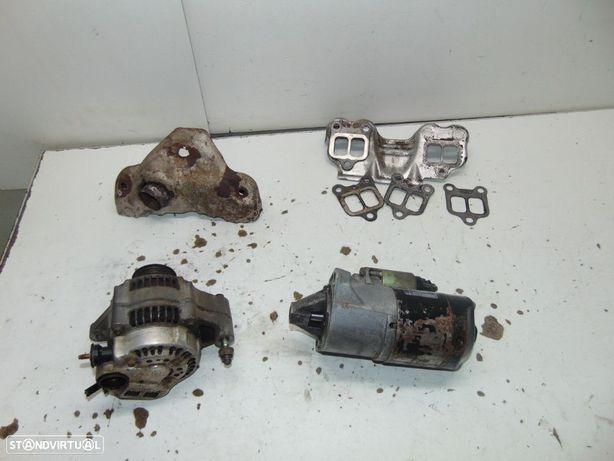 Toyota corolla ee90 motor de arranque/ alternador