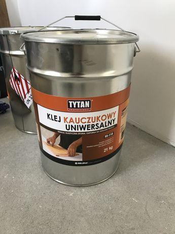 Tytan - Klej kauczukowy do parkietu RB-110 2x 21kg