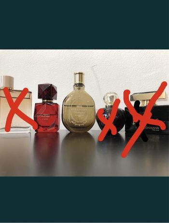 Духи Dior, Disel, Dolce&Gabbana, Agent Provocateur, Burberry