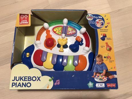 Zabawka interaktywna, pianino