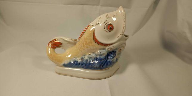 Фарфоровая рыбка Коростень