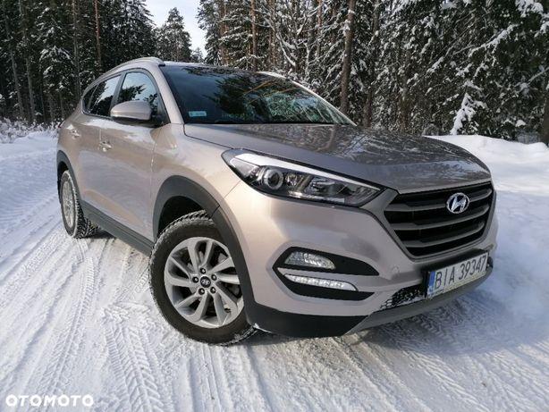 Hyundai Tucson krajowy, BOGATA WERSJA. gwarancja, zakup na fakturę VAT, leasing