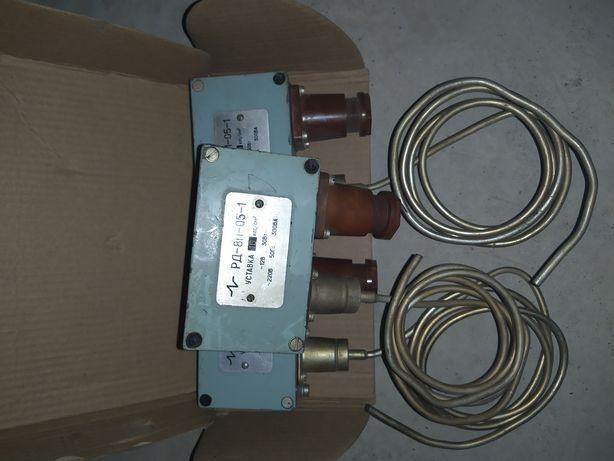 Датчик реле давления РД-8П-05-1