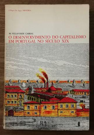 o desenvolvimento do capitalismo em portugal no século xix, villaverde