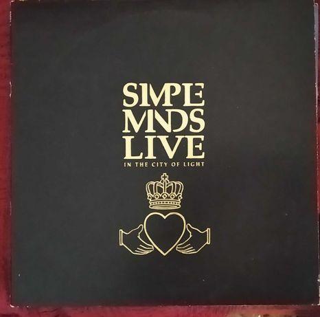 Płyta winylowa - Simple Minds 2 lp