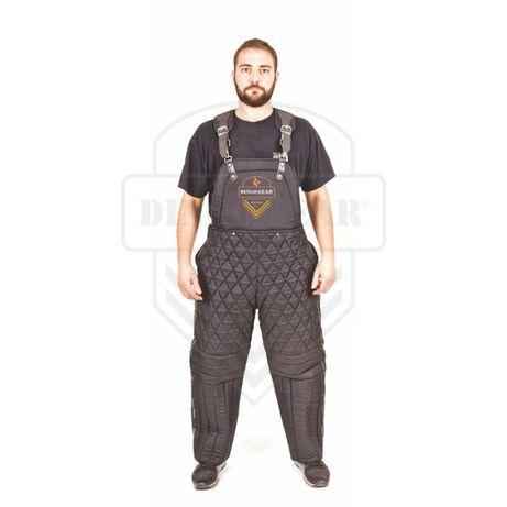 Nowe ubranie DINGO XXL lekkie dla pozoranta z kodury – spodnie