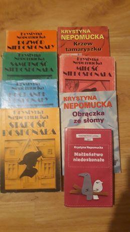 Książki Krystyny Niepomuckiej