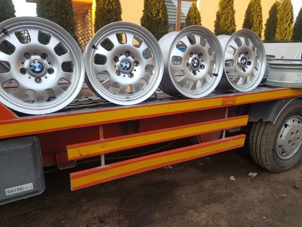 Felgi Aluminiowe BMW E46 R16 5x120 ET47 7J