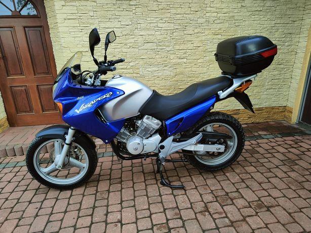 Honda Varadero 125, 2003r. Zarejestrowana 4,700km przebiegu!