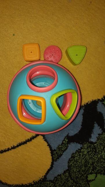 Сортер RedBox Музыкальный развивающий шарик