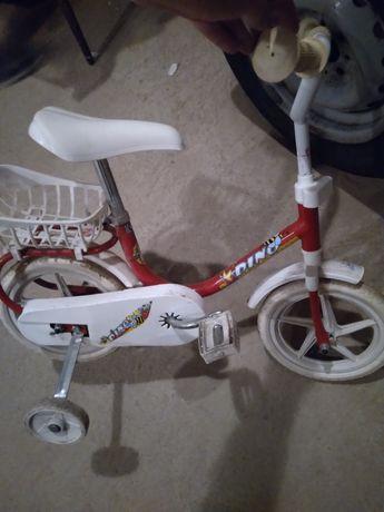 Велосипед с 3-х до 5лет лёгкий 5кг