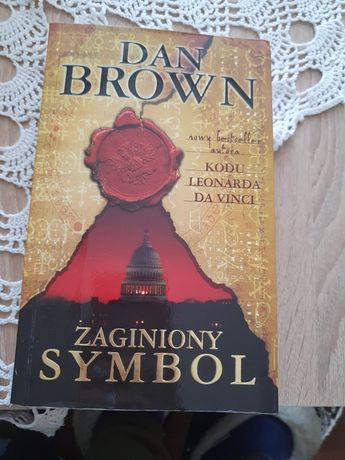 Zaginiony symbol Dan Brown