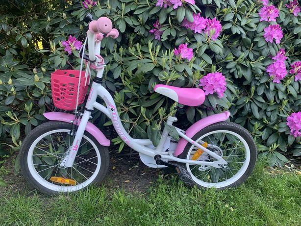 Rower Romet dla dziewczynki