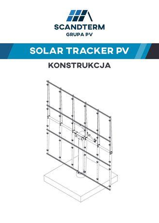 Tracker, panele słoneczne