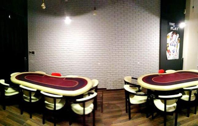 Столы для игры в покер профессиональные (4 шт)