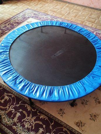 Батут детский 1.5 м диаметр, высота 20 см