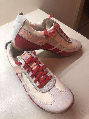 pony obuwie skórzane sportowe adidasy sneakersy r.38