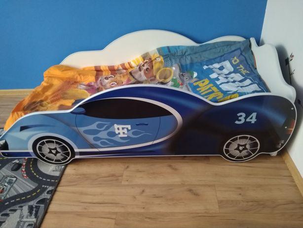 Łóżko autko dla dzieci