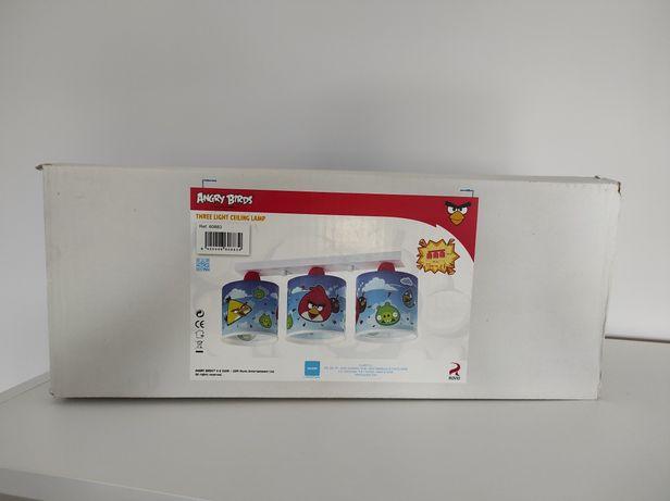 Lampa sufitowa Angry Birds