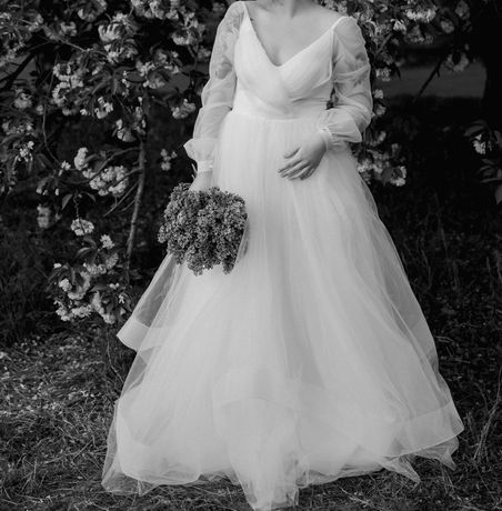 Свадебное платье, весільна сукня
