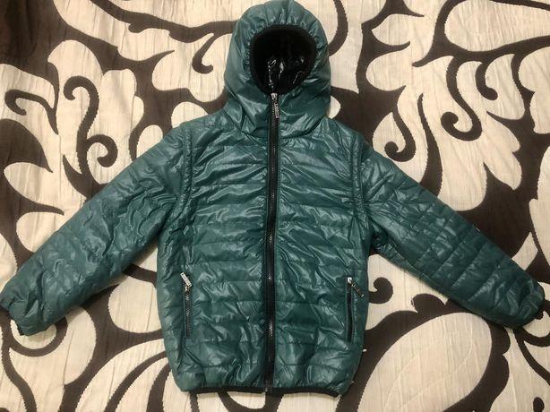 Куртка 2 в 1   демосезонна