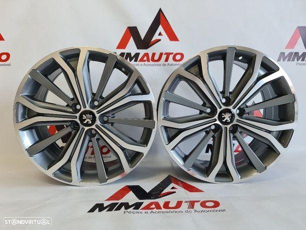Jantes Peugeot 4008 Gunmetal 17