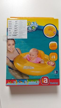 Kółko do pływania