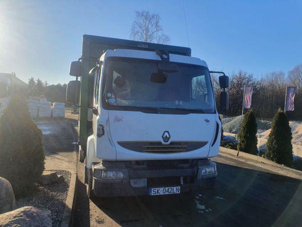 Renault Midlum ciężarowe z windą