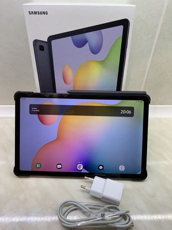 Планшет Galaxy Tab S6 Lite 64Gb/4