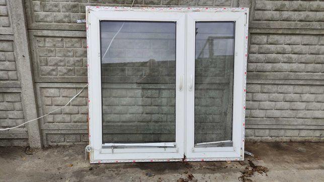 okna i drzwi PCV używane