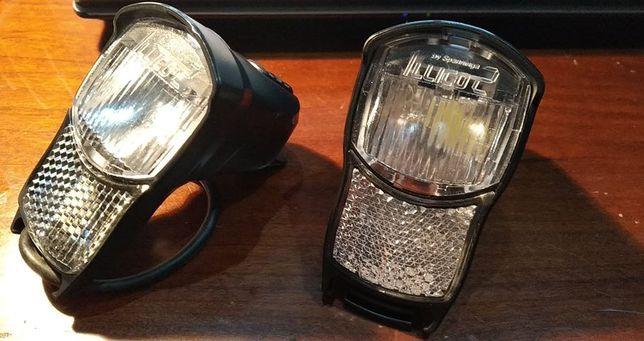 Iluminação para bicicleta (2 exemplares)