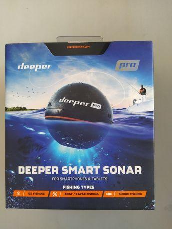 Новий ехолот Deeper Smart Sonar PRO