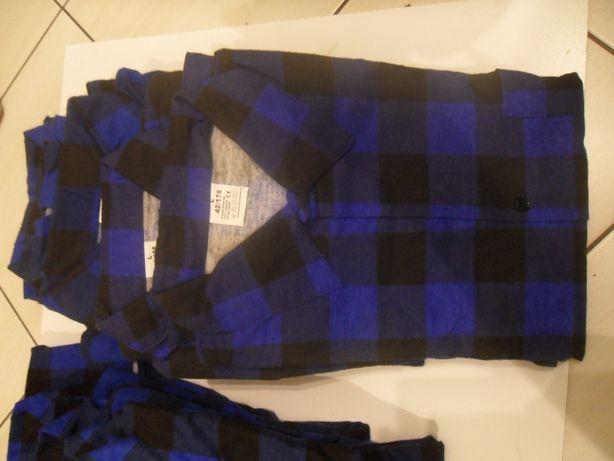Koszula Flanelowa Robocza BAWEŁNA rozmiar L