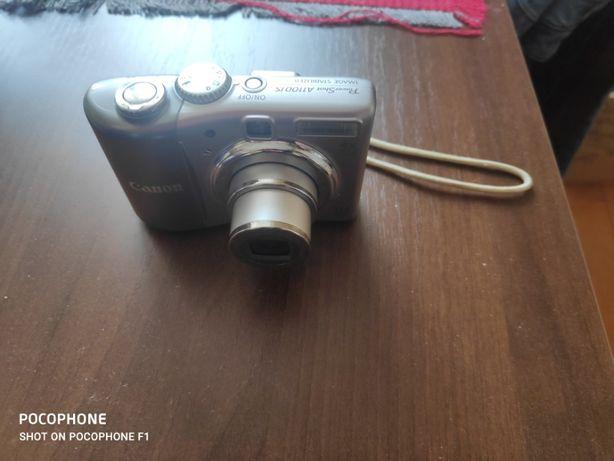 Aparat Canon PowerShot A1100 IS uszkodzony