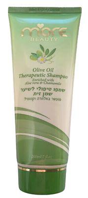 Лечебные шампуни More Beauty, Израильская косметика