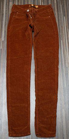 Женские брюки, штаны, джинсы вельветовые, Pantamo Jeans, L32 W 27
