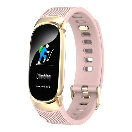 ZEGAREK smartwatch damski QW16 kroki puls sms