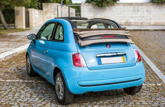 Fiat 500C 0.9 8V Turbo TwinAir POP (Gasolina)