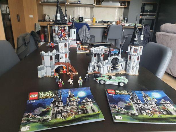 Lego Monster fighters 9468 9амок Вампиров