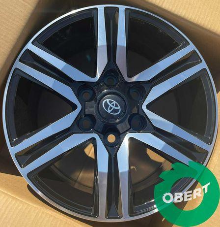 Новые диски 6*139,7 R17 на Toyota Prado Hilux FJ Cruiser Lexus Gx