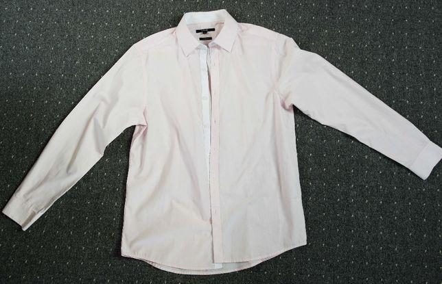 Nowa elegancka angielska koszula firmy George rozmiar 40