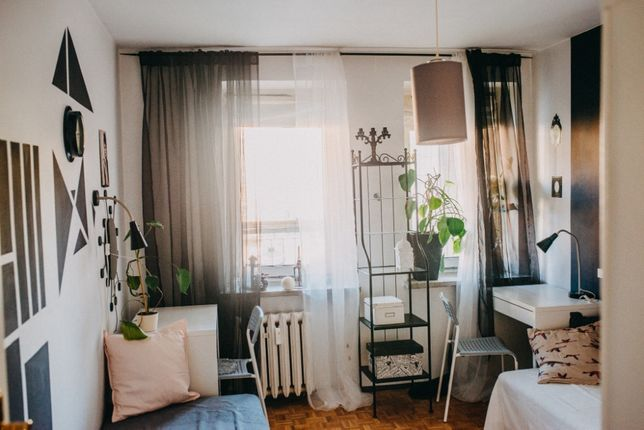 Rooms for Erasmus students. 6 - month contract