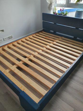 Lozko loze sypialniane 160x200 lite drewno