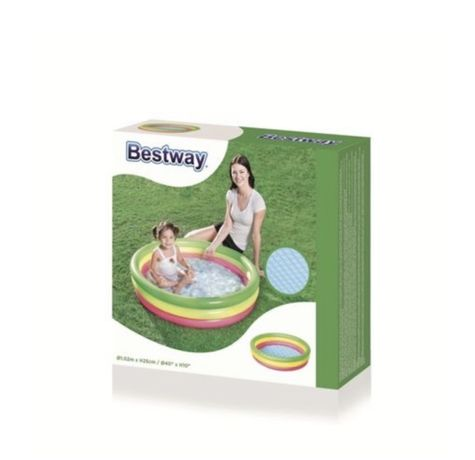 Basen dla dziecka dmuchany ogrodowy Bestway