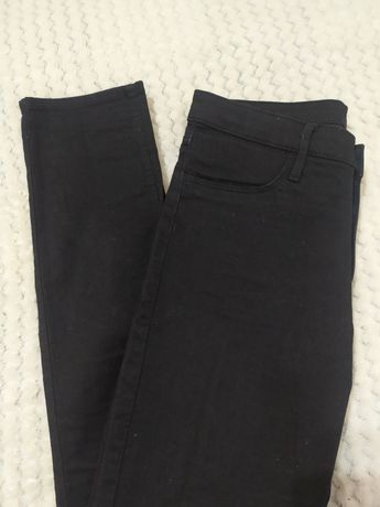 Czarne jeansy, 158